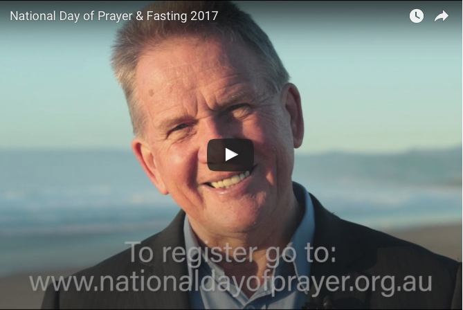 Australia Prayer