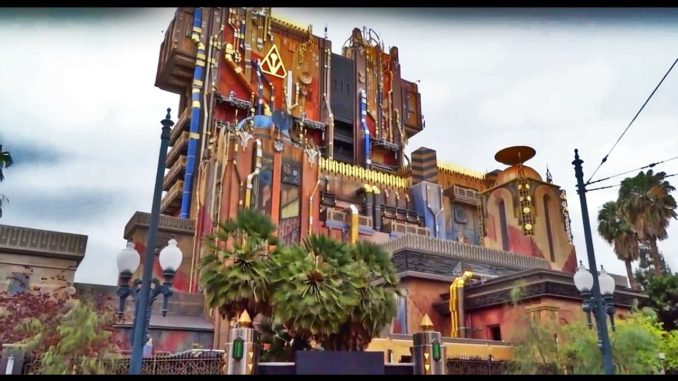 Guardians of the Galaxy – Mission: BREAKOUT