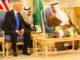 Pres. Trump and King Salman